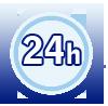 Rufen Sie uns an - 24 Stunden Service - Ihr Partner für z.B. Gebäudereinigung